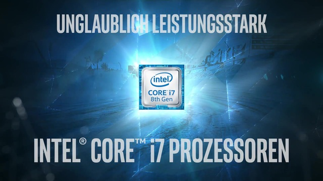 Intel - Core i7 Prozessoren 8th Gen Video 3