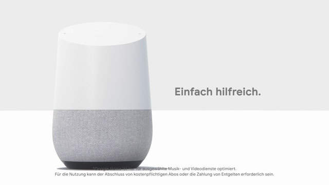Google Home & Google Home mini Video 3