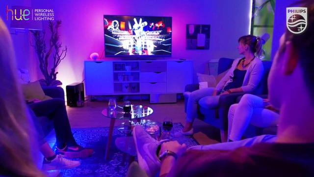 Philips Hue Entertainment Video 3