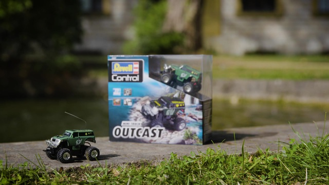 23507 Revell Control Outcast Video 3