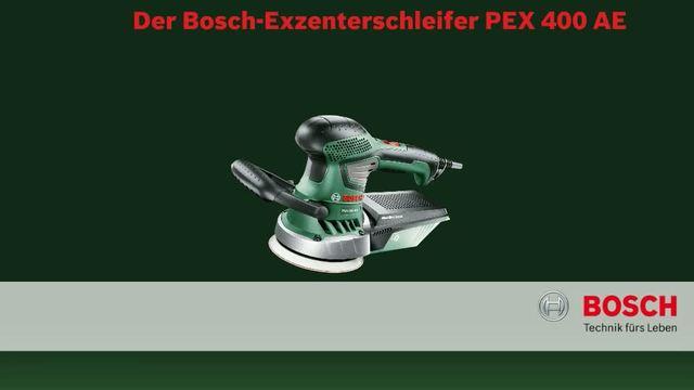 PEX 400 AE Video 3