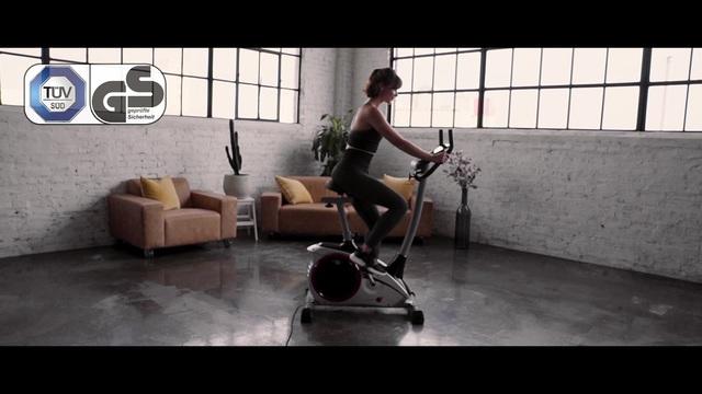 Christopeit - AL 2 Ergometer Video 3