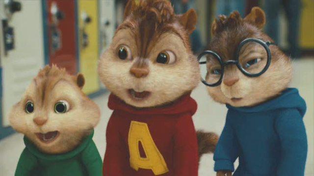 Alvin und die Chipmunks 2 Video 4