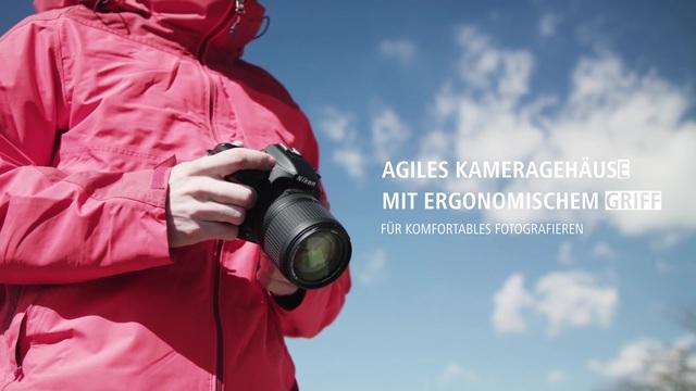 Nikon - D7500 Video 5