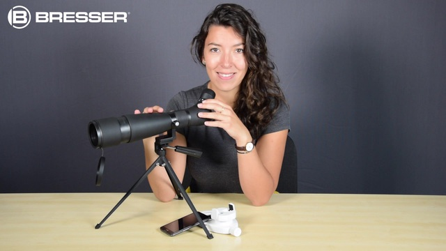 Bresser - Travel 20-60x60 Spektiv Video 3