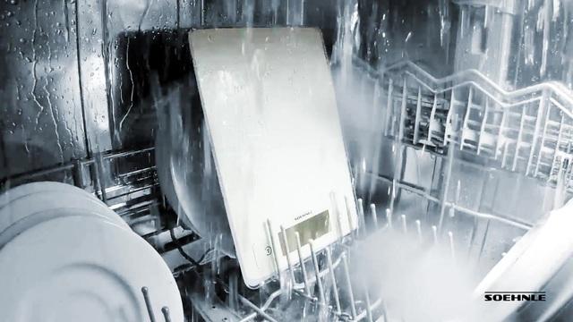 Soehnle - Page Aqua Proof Küchenwaage Video 3