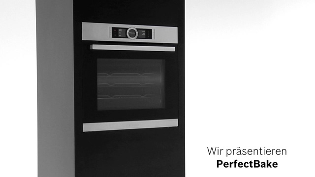 Bosch -  Was ist PerfektBake? Video 16