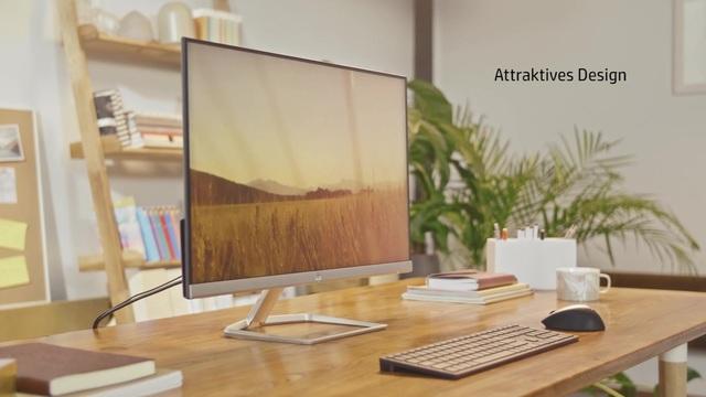 HP - Displays f-Serie Video 3