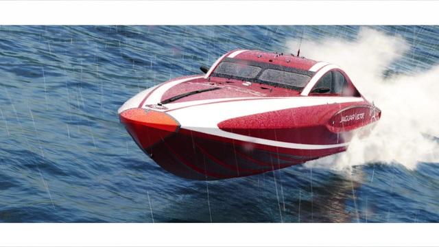 The Crew 2 - Jaguar Vector Video 8