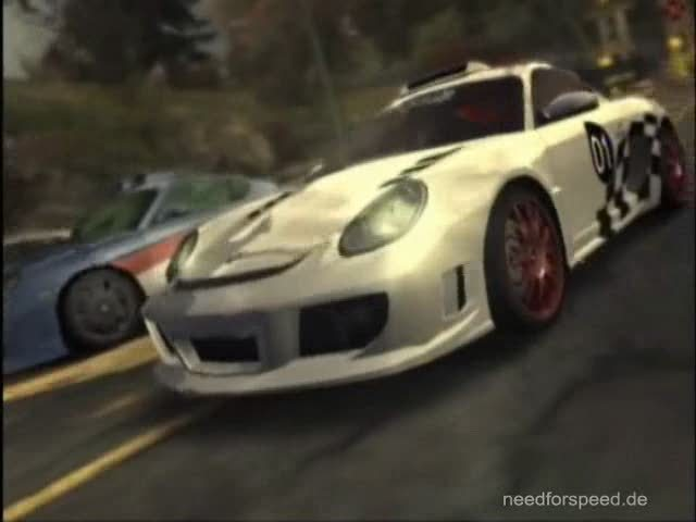 Electronic Arts - Need for Speed Most Wanted - Feature Preview Video Video 3