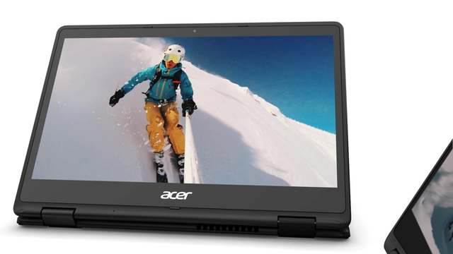 Acer - Spin Notebook Video 3