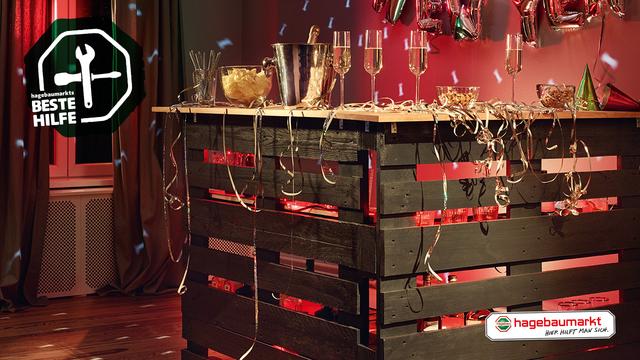 Mobile Partybar Do It Yourselfie Hagebau De