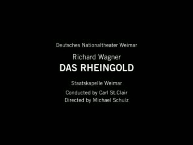 Richard Wagner - Das Rheingold Video 3