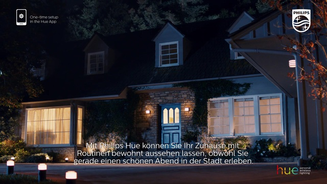 Phlips - Hue - Nicht zuhause Video 12