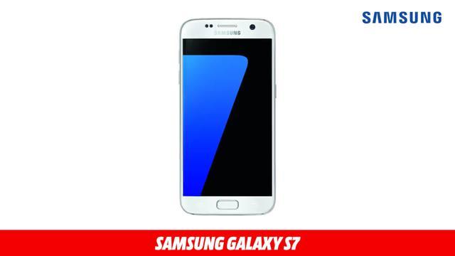 Galaxy S7 White 32Gb Video 3
