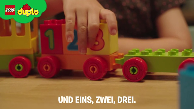 LEGO Duplo - Zahlenzug 10847 Video 3