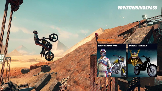 Trials Rising - Post Launch Video 8