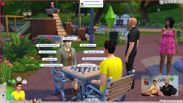 Die Sims 4 - Gameplay Video 11