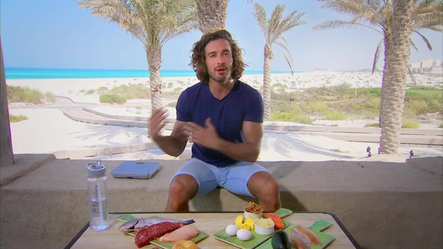 Joe Wicks - Das Body Coach Workout Video 2