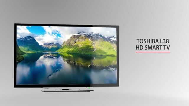 Toshiba - L38 HD Smart TV Video 3