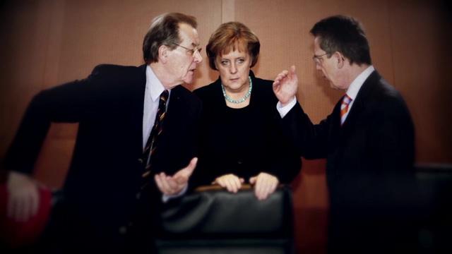 Angela Merkel - Die Unerwartete Video 2