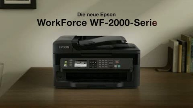 Epson - Workforce WF-2000 Serie Video 9