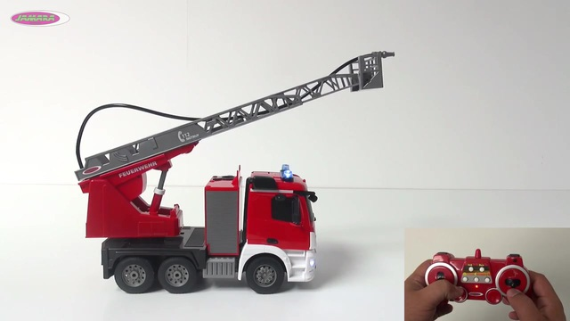 Jamara - Feuerwehr MB Antos Video 3