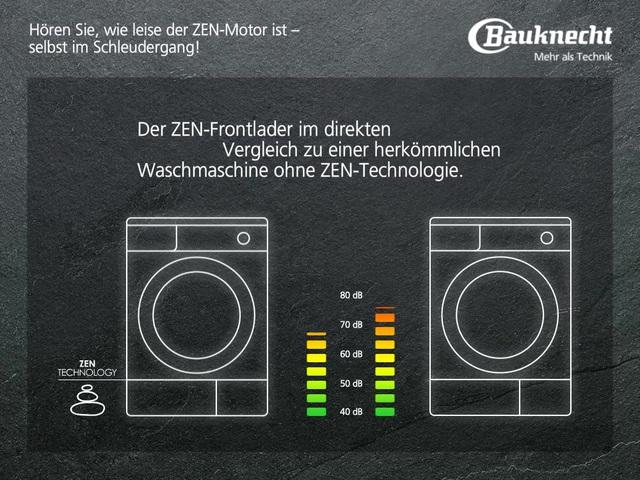 Bauknecht - ZEN-Motor - Vergleich Video 14