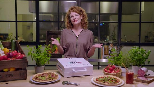 Emerio - PB-115331 Pizzamaker Video 3