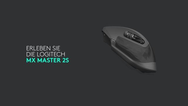 Logitech - MX Master 2S Video 3