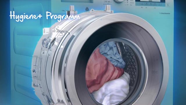 Beko - Hygiene+ Programm Video 8